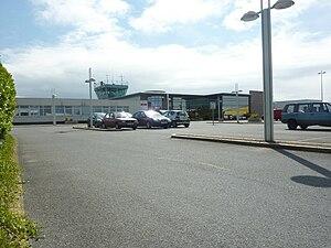 Lannion – Côte de Granit Airport - Image: Aéroport de Lannion