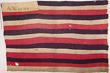 A.Wayne flag - Greenville 1795