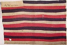 A.Wayne flag - Greenville 1795