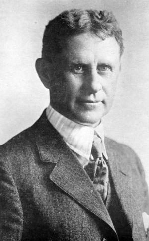 Alexander Phimister Proctor - Proctor as depicted in the Oregon Historical Quarterly, 1919