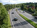 A467 at Bassaleg - geograph.org.uk - 528185.jpg