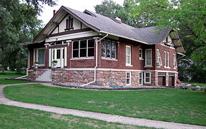National Register of Historic Places listings in Floyd County, Iowa