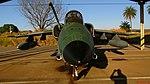 AMX A-1M na Academia da Força Aérea (AFA) em Pirassununga. O caça foi desenvolvido por um consórcio internacional, formado pelas empresas Embraer,(Brasil) Al - panoramio (3).jpg