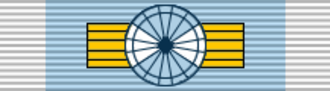 Orders, decorations, and medals of Argentina - Image: ARG Order of the Liberator San Martin Grand Cross BAR