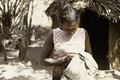 ASC Leiden - Coutinho Collection - B 34 - Life in the Liberated Areas, Guinea-Bissau - Woman sewing - 1974.tif