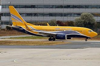 ASL Airlines France - ASL Airlines France Boeing 737-700