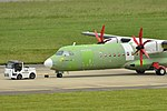 ATR 72-600 Aeromar (TAO) F-WWEI - MSN 1096 - Will be XA-MKH (9880887654).jpg
