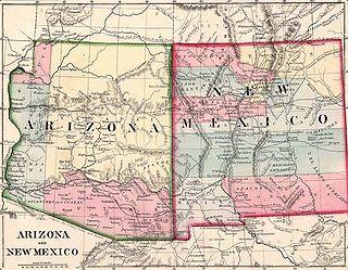 Pah-Ute County, Arizona Territory