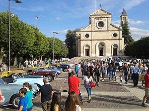 Province of L'Aquila - Risorgimento square