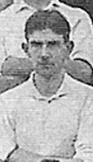 Alex Glen - Glen while with Tottenham Hotspur in 1905