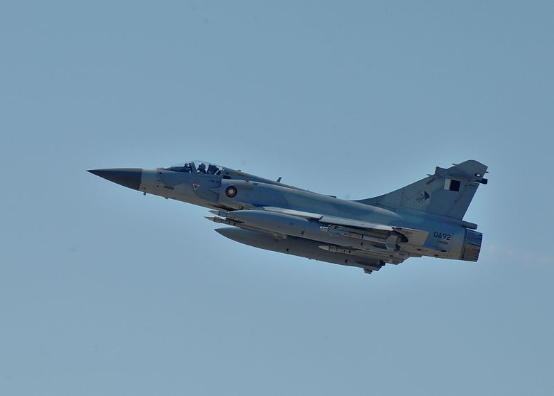 File:A Qatar Emiri Air Force Dassault Mirage 2000-5 fighter jet - Joint Task Force Odyssey Dawn 2011.jpg