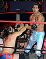A R Fox wrestling Paul London.jpg