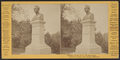 A bust of Humboldt, from Robert N. Dennis collection of stereoscopic views.png
