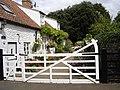 A cottage garden in Thornham - geograph.org.uk - 1527112.jpg