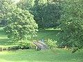 A dual-carriageway footbridge - geograph.org.uk - 1396710.jpg