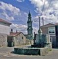 A fonte da Praza da Ermita no 2001. - panoramio.jpg