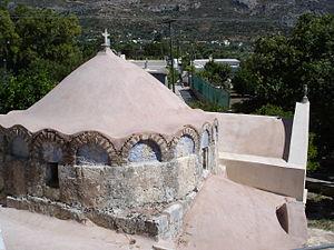Episkopi, Lasithi - Image: A georgios episkopi
