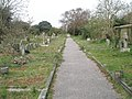 A guided tour of Broadwater ^ Worthing Cemetery (82) - geograph.org.uk - 2344012.jpg