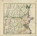 A map of 100 miles round Boston. LOC 82696447.tif