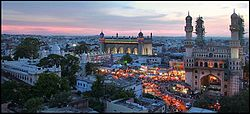 Old City (Hyderabad, India) - Wikipedia