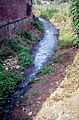 Aa River France1996 dry and polluted.jpg
