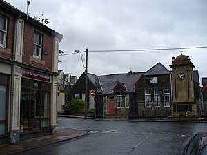 Abercynon - Image: Abercynon