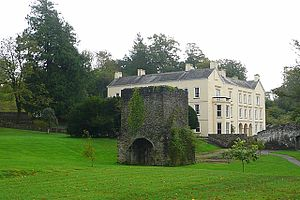 John Dyer - Aberglasney House, home of the Dyer family from 1710