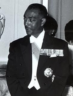 Abiye Abebe Son-in-law of Emperor Haile Selassie I of Ethiopia and Politician of Ethiopia