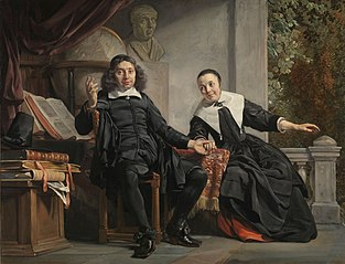 Abraham Casteleyn and his Wife, Margarieta van Bancken