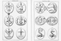 Abraxas seu Apistopistus - Talisman pg.062.png