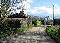 Access to Granham's Farm - geograph.org.uk - 765867.jpg