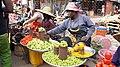 Accra market Capsicum diversity 01.JPG