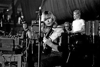 Achim Reichel - Reichel performing in 1971