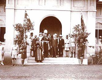 Achimota School - Inauguration of Achimota School,1927