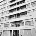 Achtergevel, entree en inpandige balkons - 's-Gravenhage - 20279785 - RCE.jpg