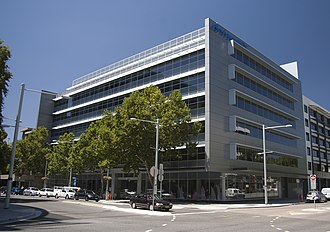 ActewAGL - ActewAGL House in Canberra