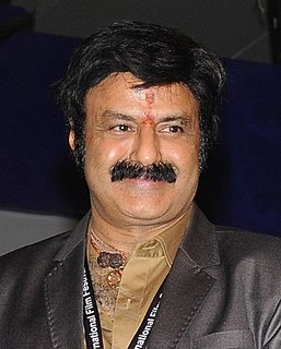 Nandamuri Balakrishna Indian film actor and politician