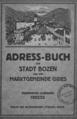 Adressbuch Bozen-Gries 1922-23 Cover.png