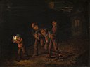 Adriaen Brouwer - Seeing the Drunkard Home - KMS1977 - Statens Museum for Kunst.jpg