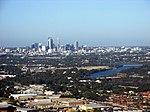 Aerial - 2017-01-09 Perth skyline, Ascot.jpg