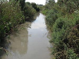 Na'aman River - Nahal Na'aman