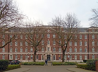 Agnes Jones - Agnes Jones House is a converted Women's hospital that is now a student's hall of residence