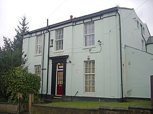 Listed buildings in Sheffield S10 - Image: Agnes Verel House, Sheffield