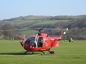 Welsh Ambulance Service - Wales Air Ambulance