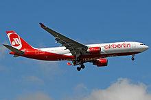 Air Berlin присоединилась к альянсу 20 марта 2012 г.