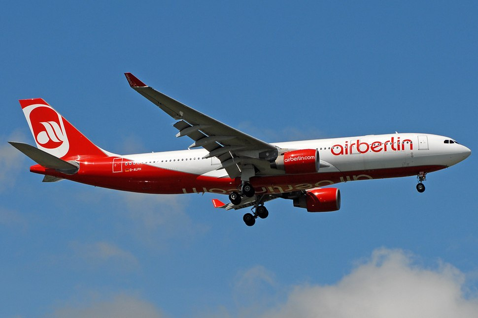 Air Berlin Airbus A330-200 Prasertwit-3