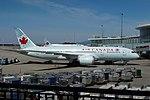 Air Canada, Boeing 787-8 Dreamliner, C-GHPV - YVR (22100607112).jpg