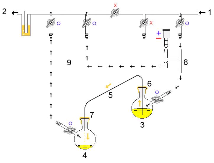 Air sensitive cannula -intra-bleed valve