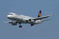 D-AIDM - A321 - Lufthansa