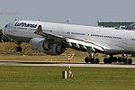 Airbus A340-642 Lufthansa D-AIHS (9522825155).jpg